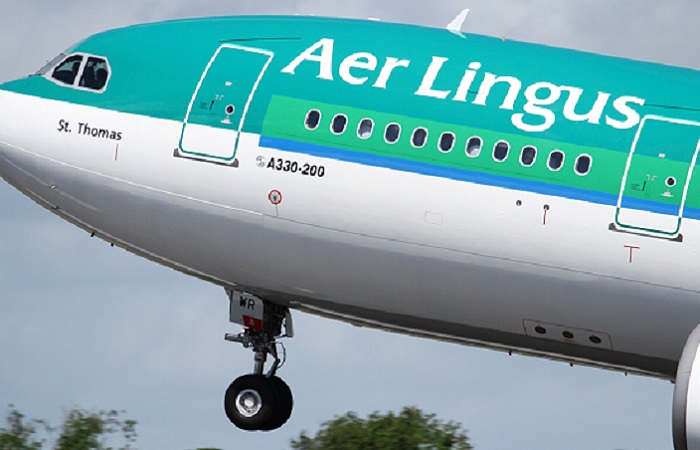Aer Lingus introduces 50% pay cuts and cuts to working hours