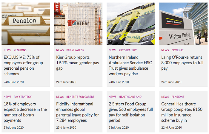 The top 10 most read stories: 18 June - 24 June 2020