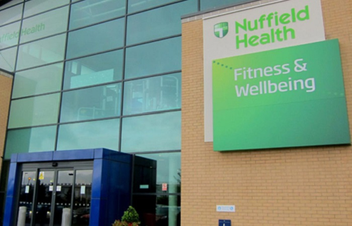 Nuffield Health introduces 20% reduction to hours and 10% pay cuts