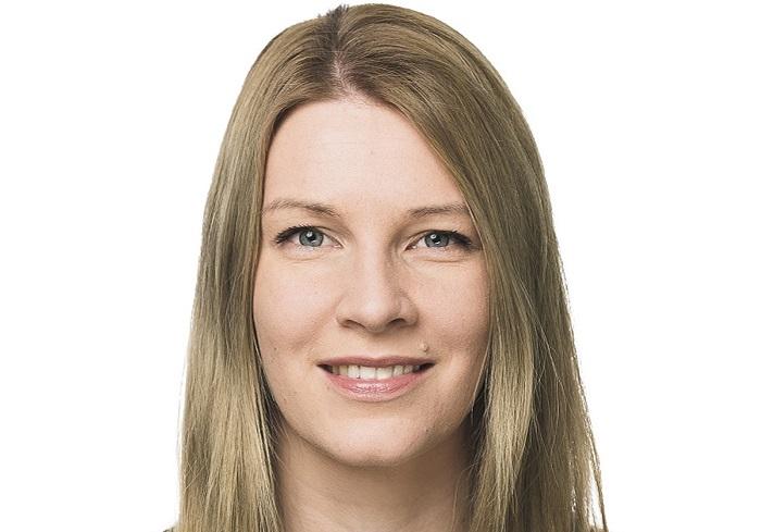 Jennifer Hill: Making a return to the workplace