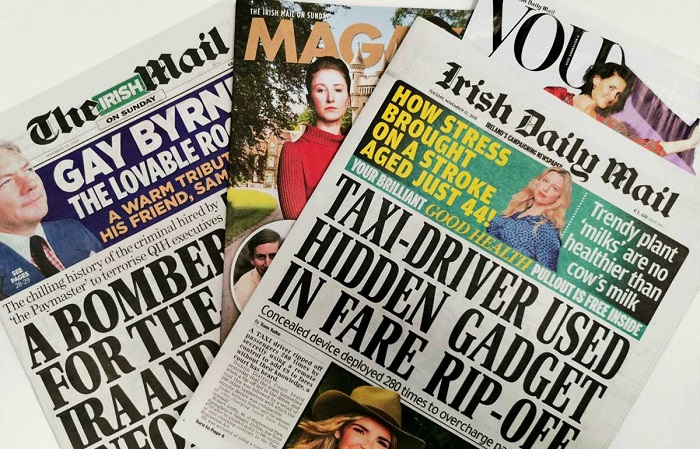 Dmg media reports 18.1% mean gender pay gap
