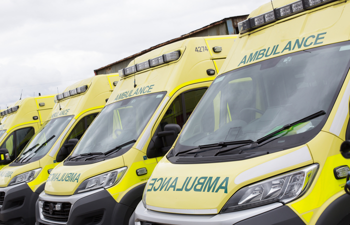 Northern Ireland Ambulance Service HSC Trust gives ambulance workers pay rise