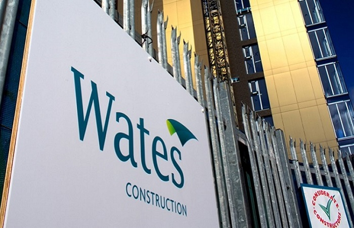 Wates returns employees to full pay
