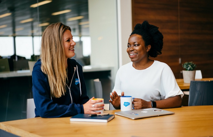 Salesforce, Hilton and Gap named UK Best Workplaces for Women 2020