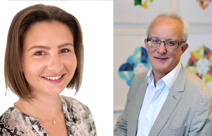 James Davies and Amy Cooper: How are employers continuing to deal with Covid-19?
