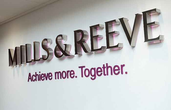 Mills and Reeve rewards 1,000 employees with £1,000 bonus