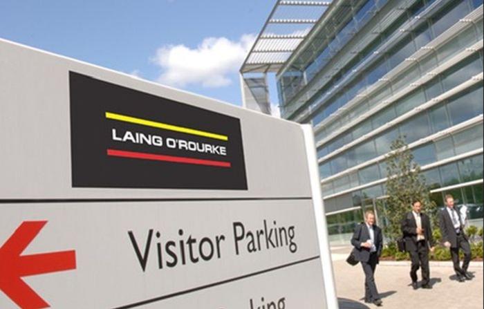 Laing O'Rourke foregoes £1,000 government retention bonus