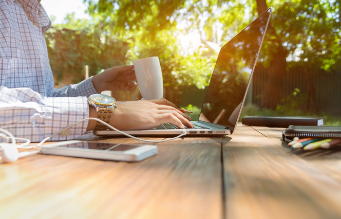 22% of businesses expect employees to work remotely permanently
