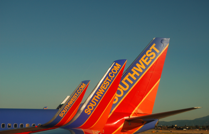 Southwest Airlines saves $400 million due to 16,900 staff taking voluntary leave