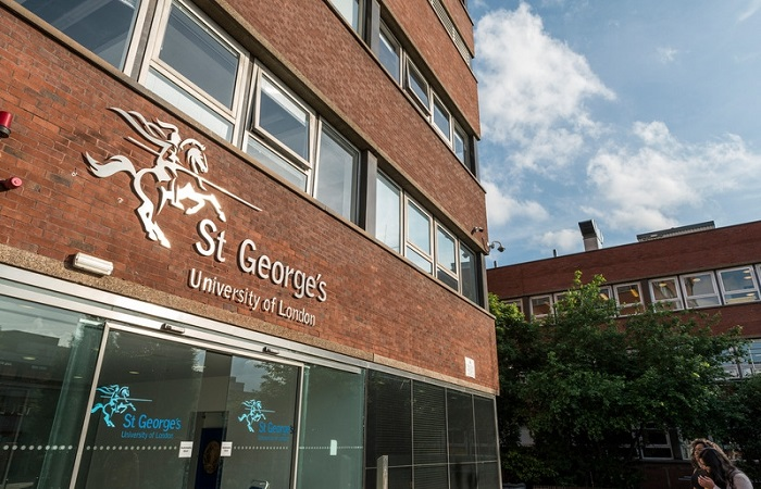 St George's University of London provide full sick pay for security guards