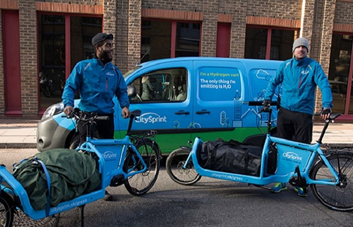 City Sprint couriers wins worker status and holiday pay benefits