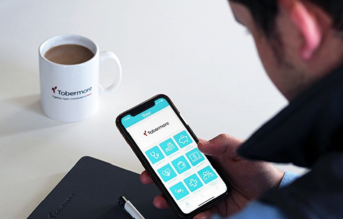 Tobermore launches employee health and wellbeing app for staff
