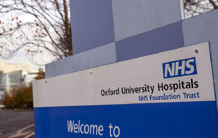 Oxford University Hospital NHS Trust offers rest pods for frontline staff
