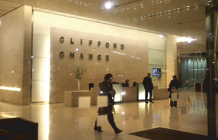 Linklaters and Clifford Chance reduce pay for newly qualified solicitors