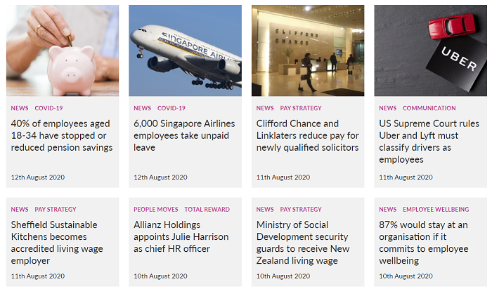 The top 10 most read stories: 6 August - 12 August