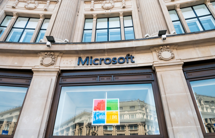 Microsoft UK reports 8.3% mean gender pay gap
