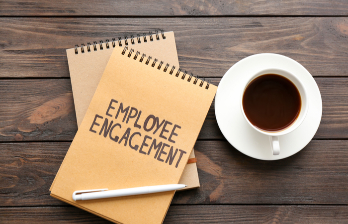 Engagement and feedback: Employee engagement measures in numbers