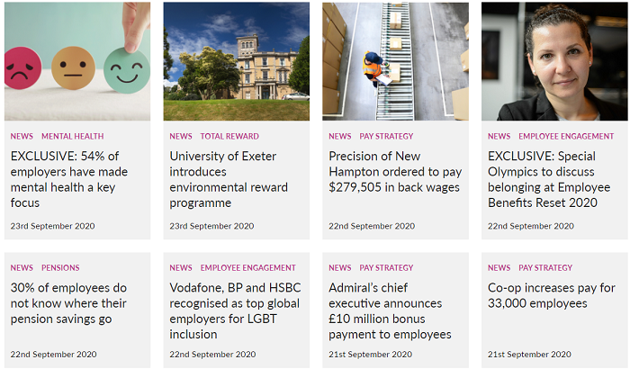 The top most read stories: 17 September – 23 September