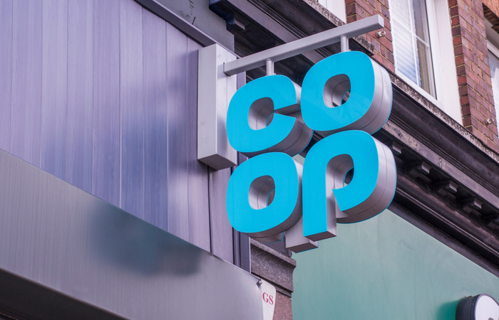 Co-op increases pay for 33,000 employees