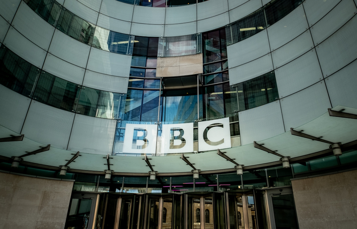 British Broadcasting Corporation reports mean gender pay gap of 6.3%