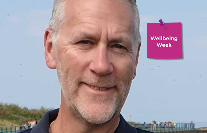 Bill Hill: Supporting the wellbeing of employees in the construction industry