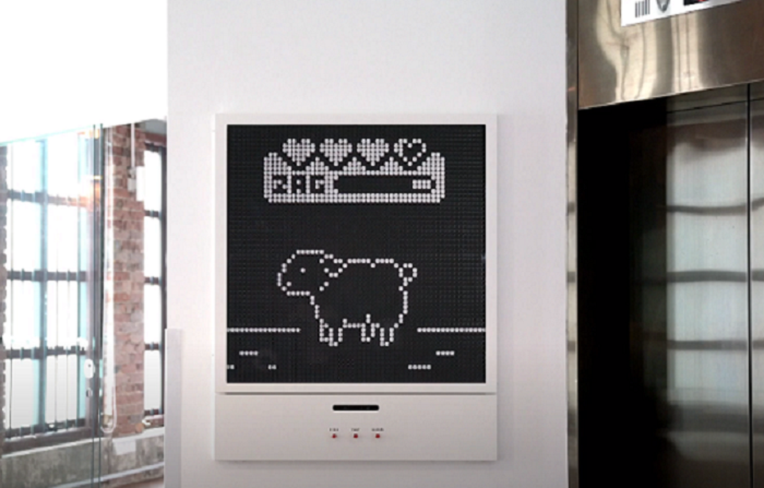 Bartle Bogle Hegarty welcomes staff back to the office with a virtual sheep