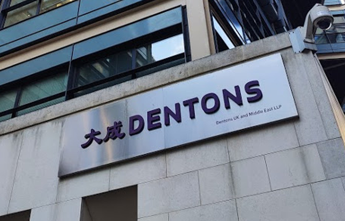 Dentons restores Covid-19 pay cuts