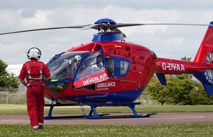 Devon Air Ambulance provides flexible pay benefit for 135 staff