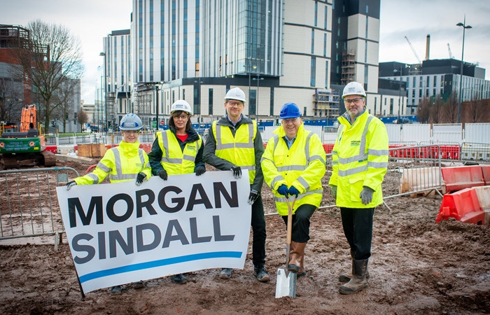 Morgan Sindall Construction becomes living wage employer