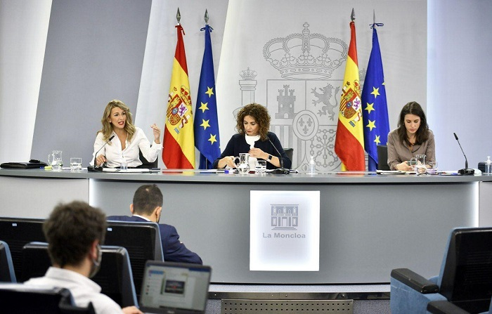 Spanish government introduces law for businesses to disclose gender pay gap figures