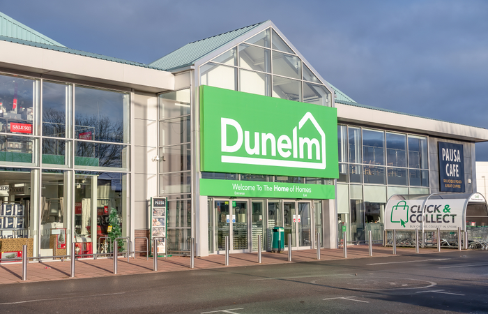 Dunelm to repay government £14.5 million in furlough costs