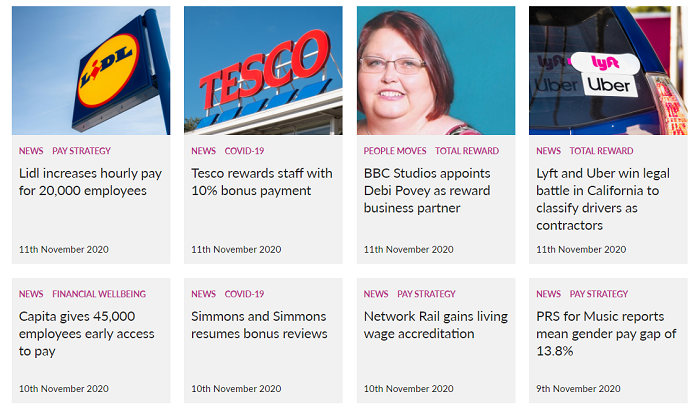 The top 10 most read stories between 5 November – 11 November
