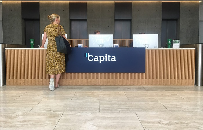 Capita gives 45,000 employees early access to pay