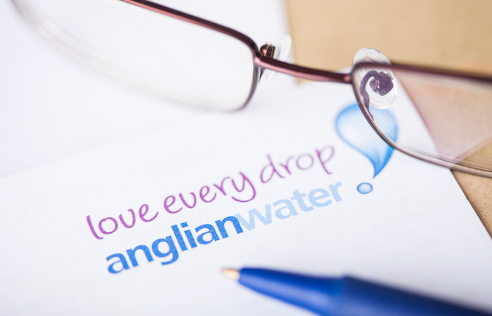 Anglian Water reports 5.7% mean gender pay gap