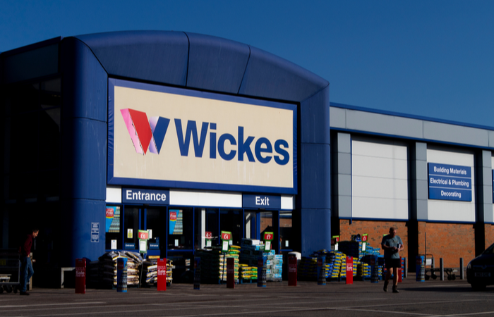 Wickes rewards 8,000 staff with three days of additional leave