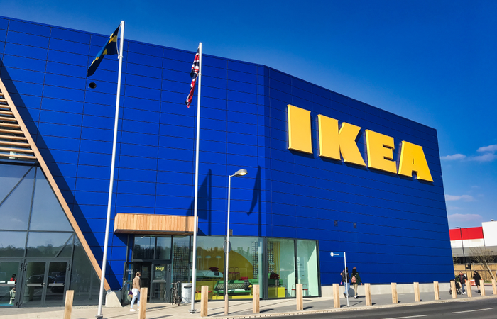 Ikea introduces pay freezes for 208,000 employees