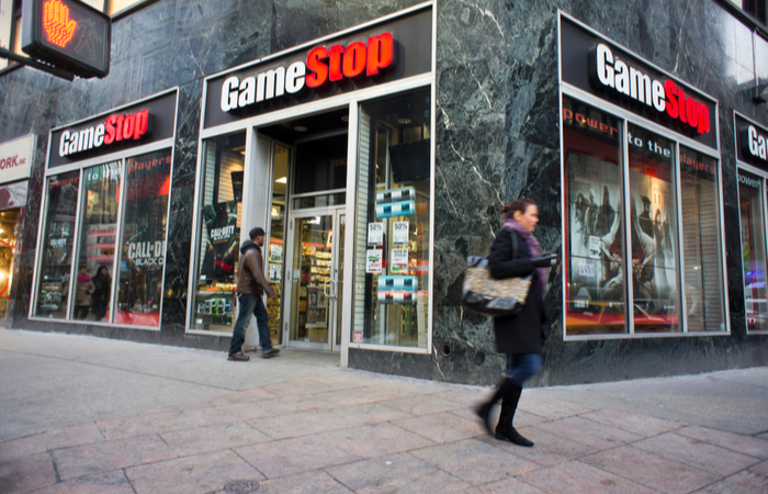 Gamestop launches TikTok competition for employees