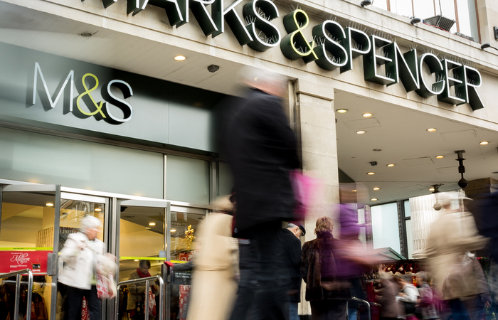 Marks and Spencer rewards employees with an extra day of paid leave