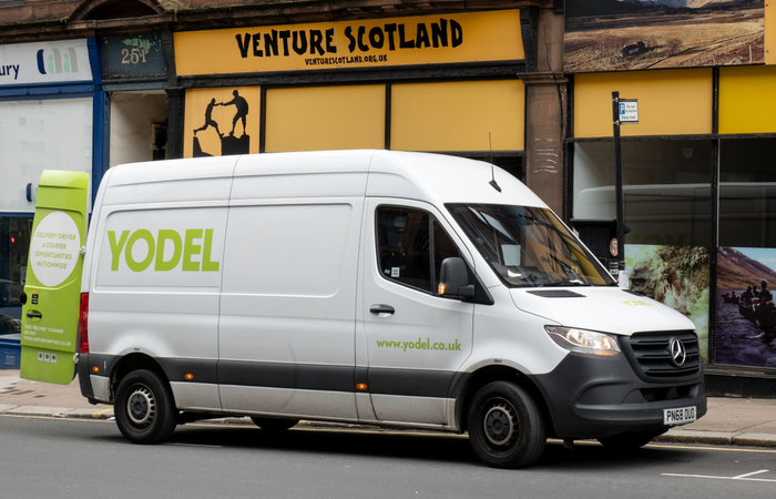 Yodel employees to receive 4.75% pay rise