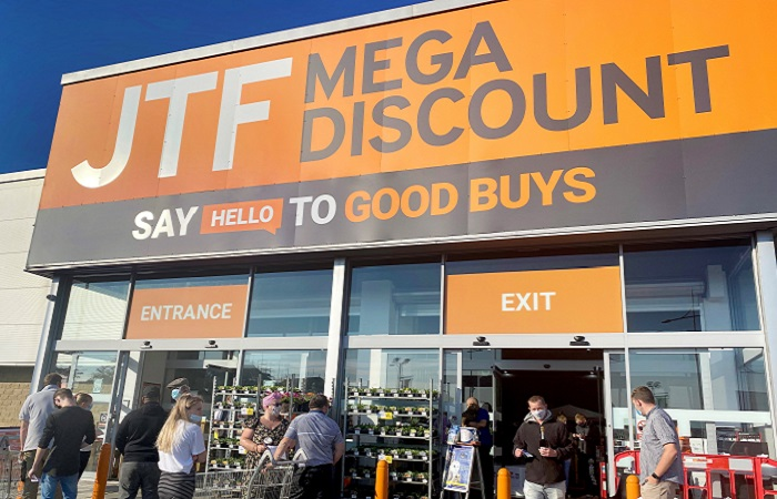 JTF Mega Discount Warehouses launches employee assistance programme