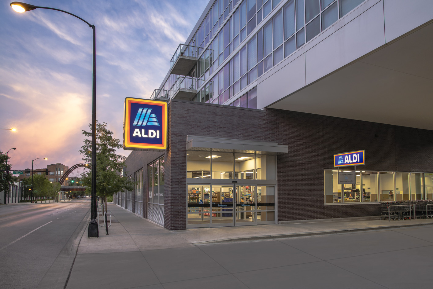 Aldi boosts pay to above Living Wage Foundation levels