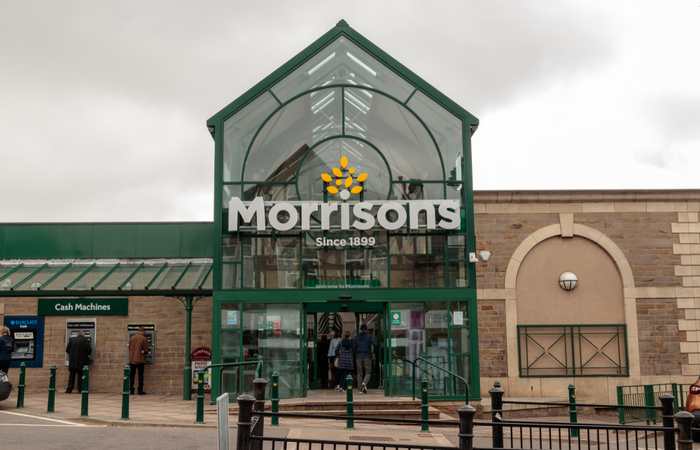 Morrisons to increase pay for 96,000 store employees