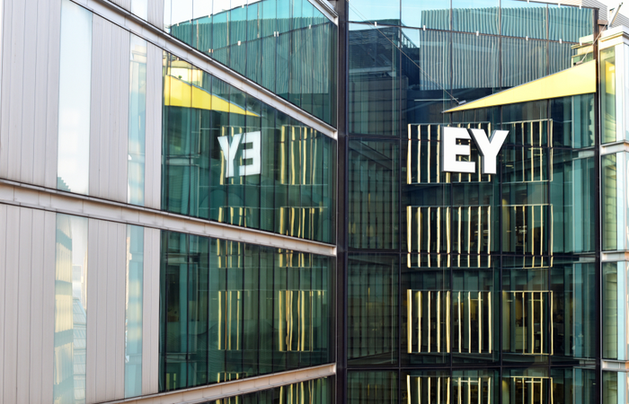 Ernst and Young reports 32.4% mean gender and 36.7% ethnicity pay gaps