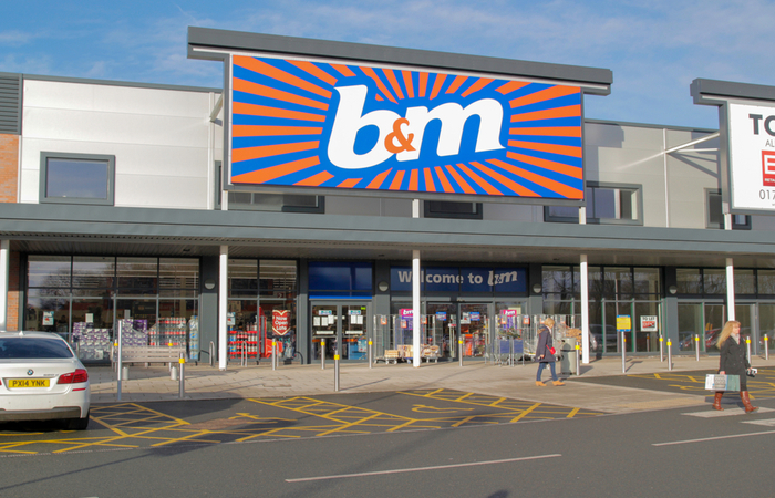 B&M rewards 30,000 employees with a weeks' extra pay