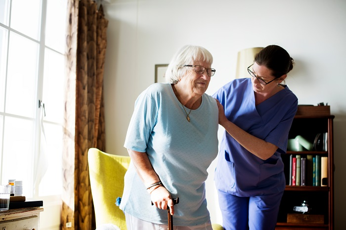 Care home workers risk lives without proper sick pay